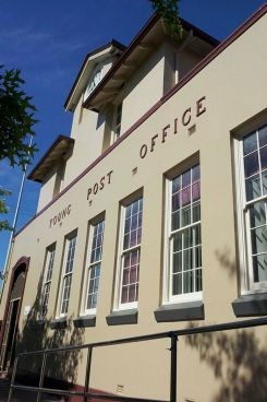 Young Post Office